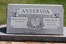 Herman William Anderson