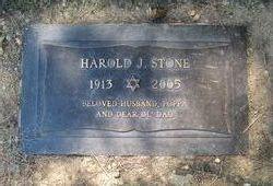 Harold Stone