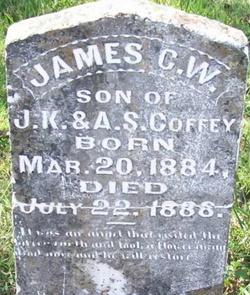 James C W Coffey