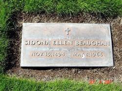 Sidona E. <i>Lindsey</i> Beaughan