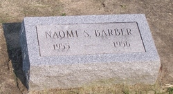 Naomi S Barber