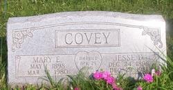 Mary E Covey
