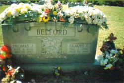 Gladys Jane <i>Moyers</i> Belford