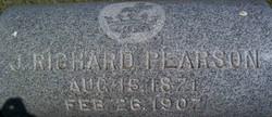 J Richard Pearson