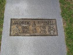 Andrew J. Kimbrel
