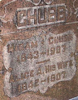 Alice Ann <i>Meetch</i> Chubb