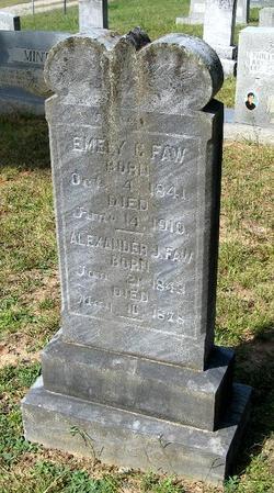 Alexander J. Faw