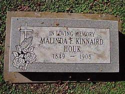 Malinda F. <i>Kinnaird</i> Houk