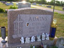 Estel L Adkins