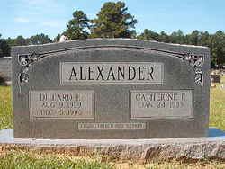 Dillard E Alexander