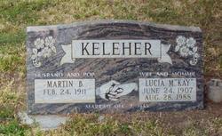 Martin B Keleher