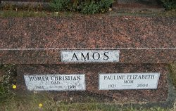 Pauline Elizabeth Amos