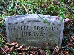 Ralph Edward Hershman