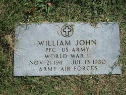 William Bill John