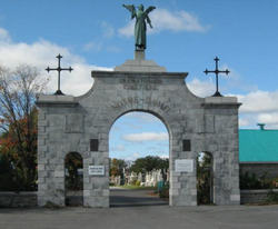 Notre Dame Cemetery