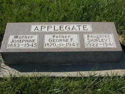 Josephine K. <i>Judy</i> Applegate