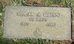 Oscar A. Olsen