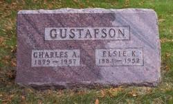 Charles Ansfred Gustafson