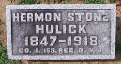 Pvt Hermon Stone Hulick