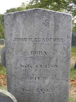 John H Bradford