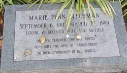 Marie <i>Penn</i> Blechman