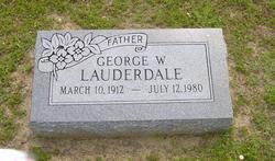 George W. Lauderdale