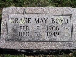Grace May Boyd