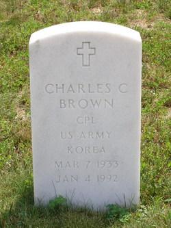 Charles C Brown