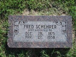 Fred Schehrer