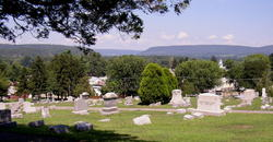 Halifax United Methodist Church Cemetery