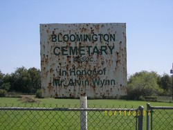 Bloomington Community Cemetery