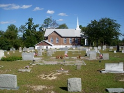 McLeod United Methodist Church Cemetery