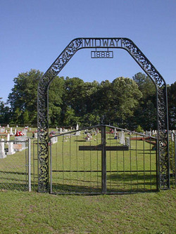 Midway Baptist Church Cemetery
