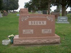 Maude <i>Bishop</i> Brown
