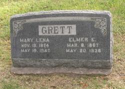 Mary Lena <i>Rice</i> Grett