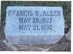 Francis B Allen