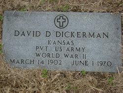 David Daniel Dickerman