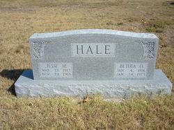 Jesse Malone Hale