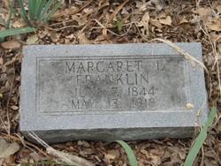 Margaret Isabel <i>Brian</i> Franklin