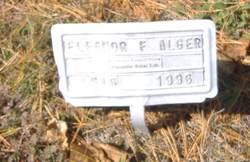 Eleanor F. <i>Knowlton</i> Alger