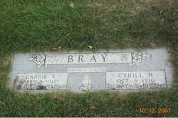 Carrie R <i>Abbott</i> Bray