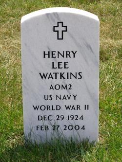 Henry Lee Watkins