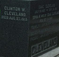 Clinton W Cleveland