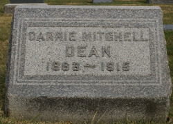 Carrie <i>Mitchell</i> Dean