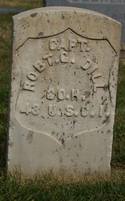 Capt Robert G Dill