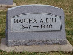 Martha A Dill