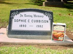 Sophie Cubbison
