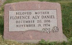 Florence <i>Agy</i> Daniel