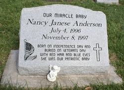 Nancy Janese Anderson