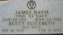 Betty Elizabeth Davis